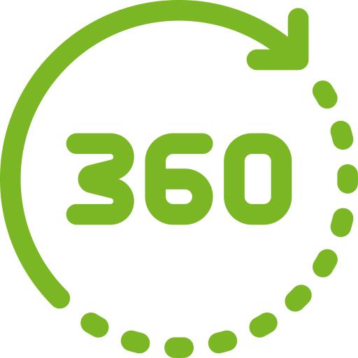 Vídeos 360 Graus