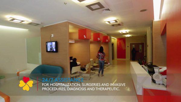 Hospital Pró Criança Cardíaca-Institucional em inglês