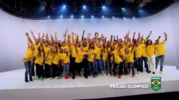 O Time Brasil nos Jogos 2016